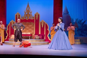 Courtesy photo of The King & I at Candlelight Dinner Playhouse in 2011