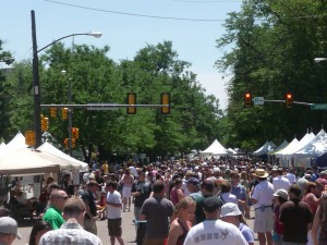 2010 BrewFest Crowd Shot