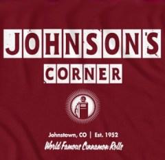 Johnsons Corner t-shirt
