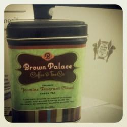 brown palace coffee & tea co.