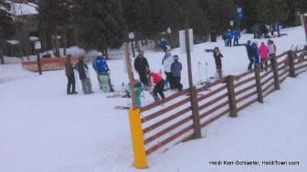 ski school at Breckenridge Resort. HeidiTown.com