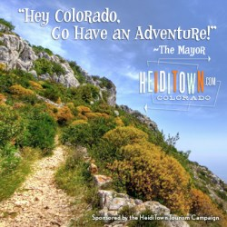 Go on an adventure - HeidiTown