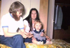 Stan Carm Heidi 1970s.  HeidiTown.com