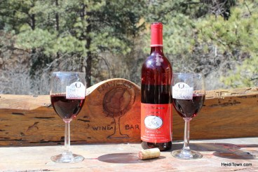 the wines of Colorado in Cascade. HeidiTown.com