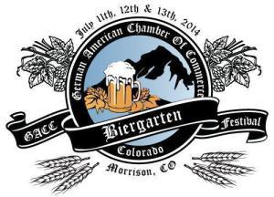 Biergarden Festival Denver logo