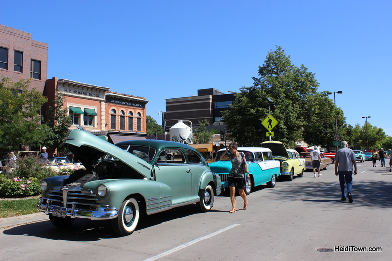 Nelsen's Old Town Car Show 2013 - 12