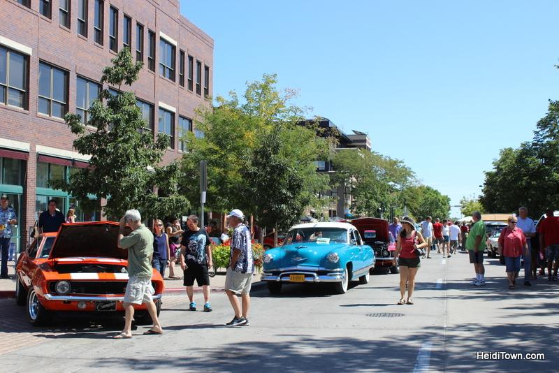 Nelsen's Old Town Car Show 2013 - 5