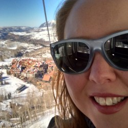 Ride the gondola. Things to do in Telluride, Colorado when you're not skiing. HeidiTown.com