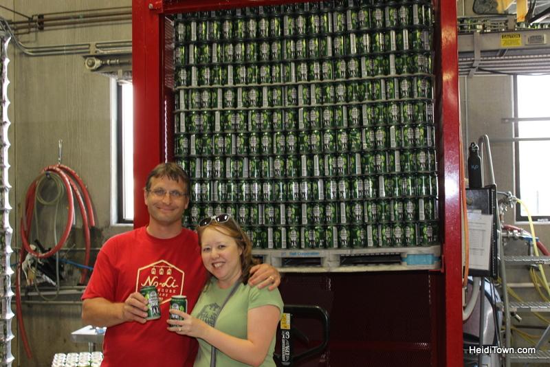 Ska Brewing, Durango, Colorado. HeidiTown.com