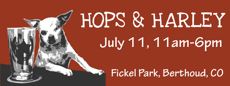 Hops & Harley, a fundraiser for National Mill Dog Rescue, #NOPuppyMills