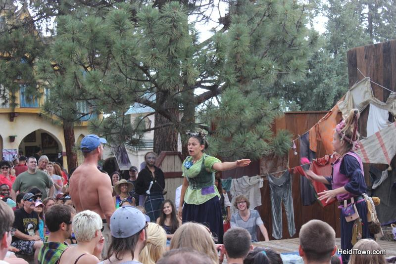 Win tickets to the Colorado Renaissance Festival 2 washing wenches