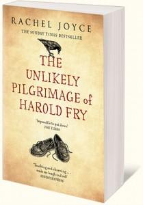 Good road trip books The Unlikely Pilgrimage of Harold Fry