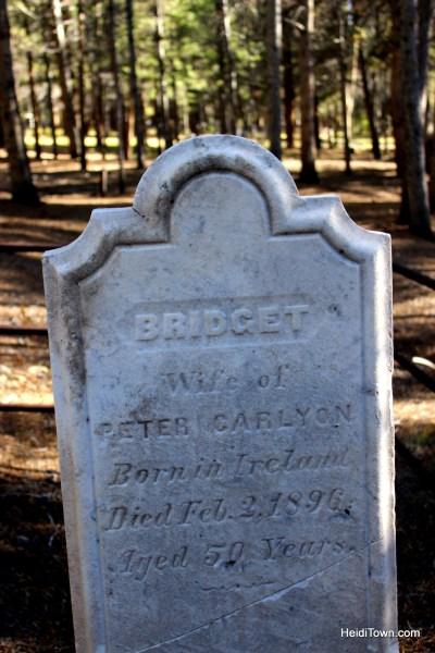 Leadville Cemetery Tour with Pretti. HeidiTown.com