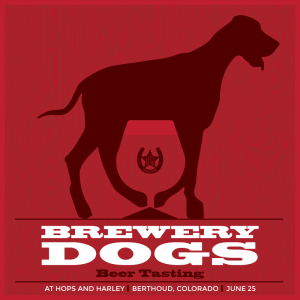 brewery dogs at Hops & Harley 2016