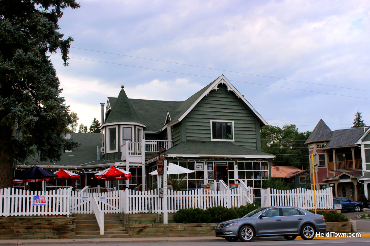 Five things to do in Pagosa Springs this Summer. have a beer on a brewery patio. HeidiTown.com