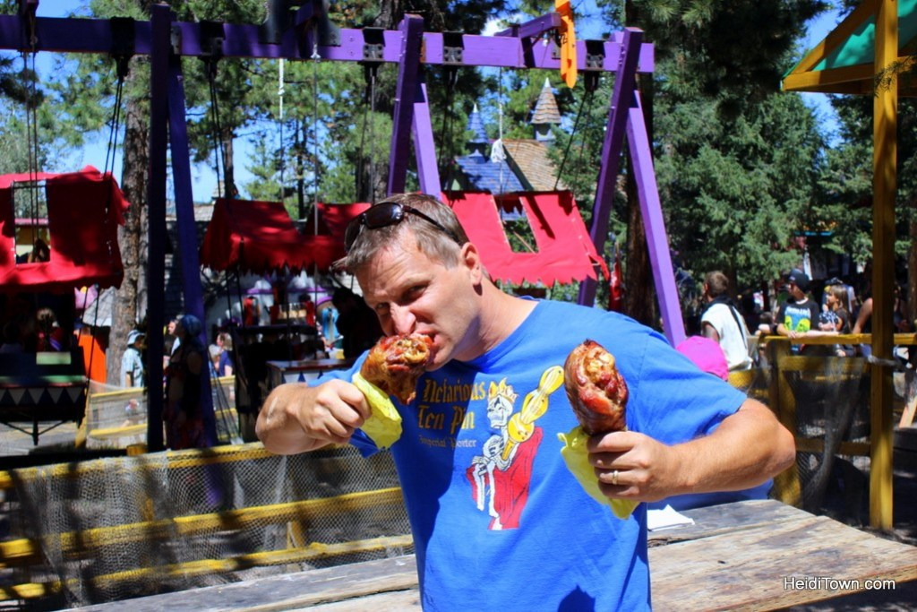 win tickets to the Colorado Renaissance Festival from HeidiTown.com. Turkey legs