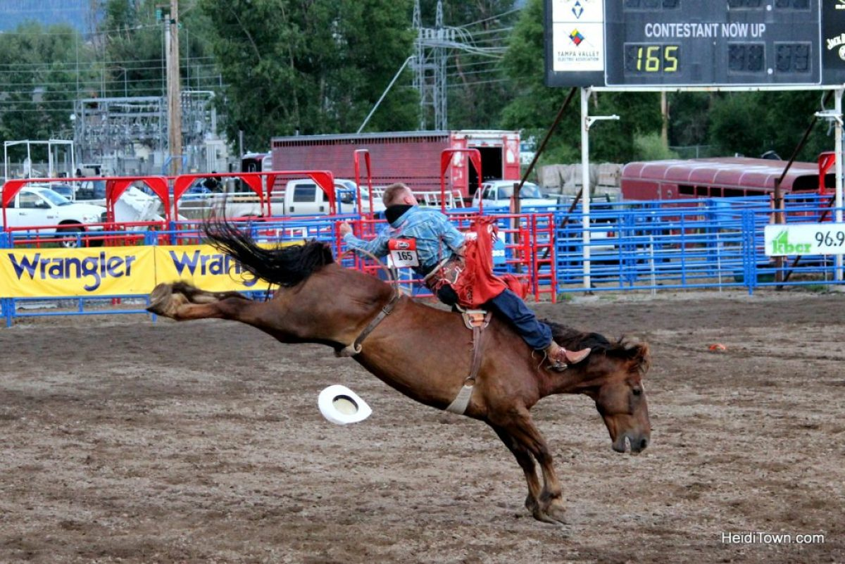 Steamboat Summer Boat List Challenge. Steamboat Pro Rodeo. HeidiTown.com