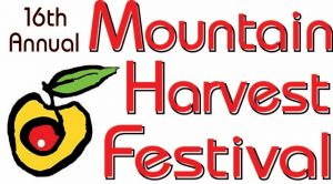 Mountain Harvest logo with date
