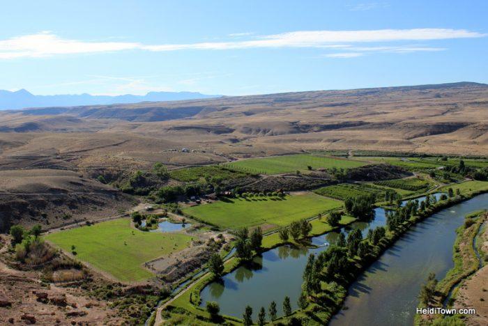 Where to Stay in Delta County, Colorado. Gunnison River Farms.