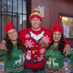 Skip the Christmas Parade, Elf Crawl Littleton
