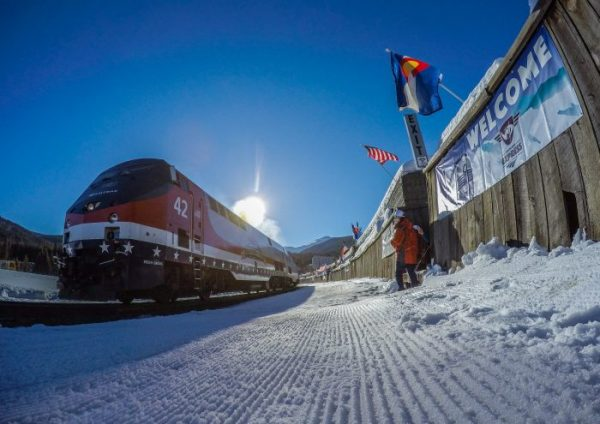 Winter Park Express, courtesy of Winter Park Resort