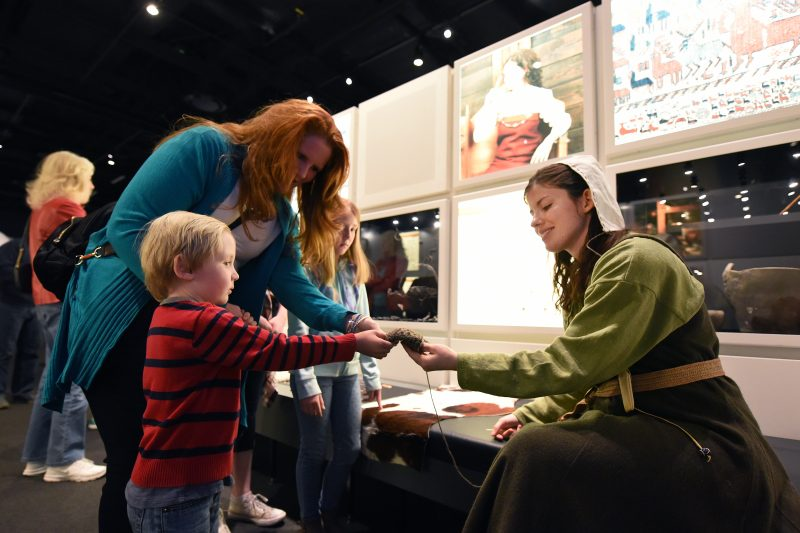 Viking Helmets Never Had Horns & Other Things You'll Learn at the New Vikings Exhibit in Denver, HeidiTown 3
