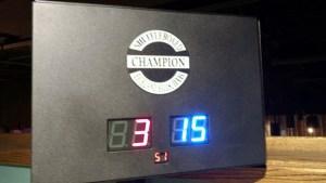 shuffleboard score, The Wild Game. HeidiTown.com