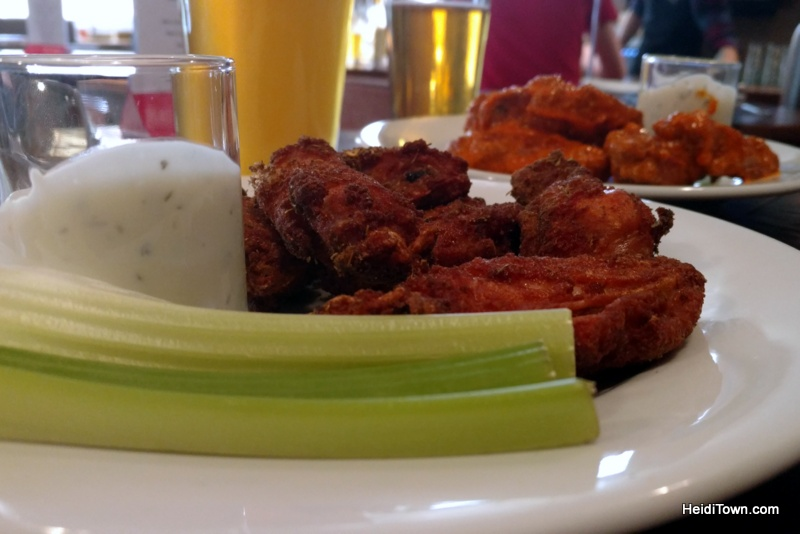 New Things to Do in Breckenridge, Colorado. wings at Residence Inn. HeidiTown.com