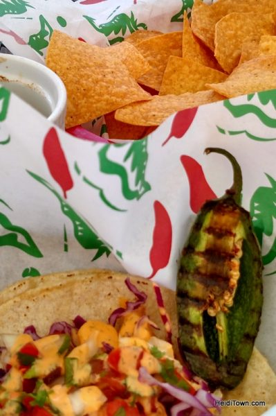 Six Reasons to Visit Steamboat Springs, tacos form Taco Cabo. HeidiTown.com