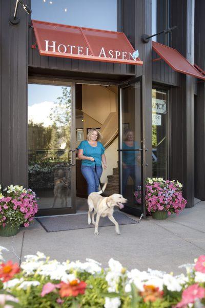 Dog-Friendly Hotels in Your Favorite Colorado Destinations Hotel Aspen