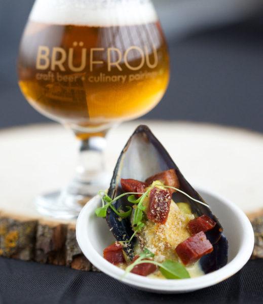 Featured Festival BrüFrouFEST 2017, Denver, Colorado - HeidiTown - Mussels & chorizo