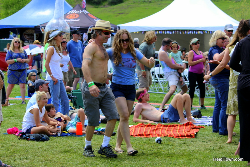 Festival Survival Guide for Smart People. Snowmass Mammoth Festival, Colorado. HeidiTown.com