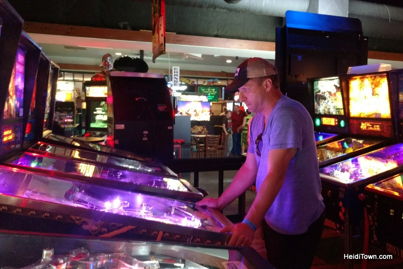So you think you know Cheyenne Think again. Flippers Arcade & Bar. HeidiTown.com