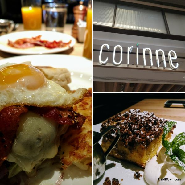 A Holiday Date Night in Denver With a Stay at Le Méridien. Brunch at Corinne. HeidiTown.com