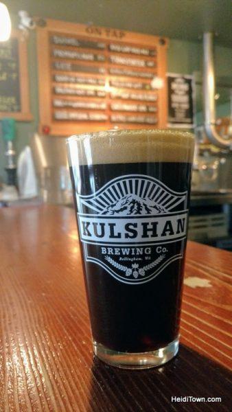 A Visit to Bellingham, Washington, the Mayor's Homeland Kulshan Brewing Co. HeidiTown.com