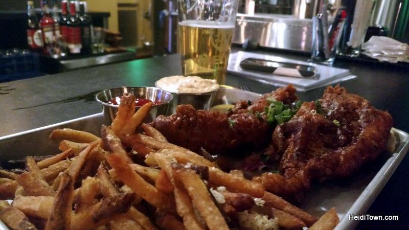 A Visit to Bellingham, Washington, the Mayor's Homeland. garlic fries at Melvin HeidiTown.com