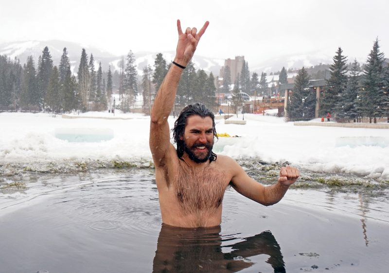 Party Hardy at These 3 Colorado Winter Festivals, Ullr Fest Polar Plunge, Louie Traub