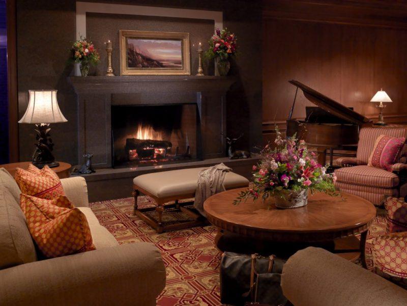 Hotel Lobby. Photo courtesy of Little America Hotel & Resort.