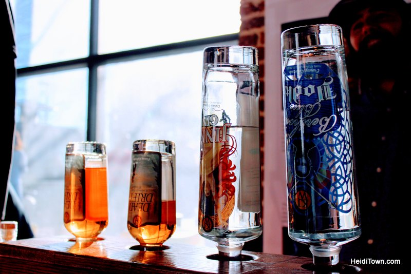 Map Out Your Plan of Attack & Hop on the Colorado Spirits Trail, KJ Wood Distillers, HeidiTown.com