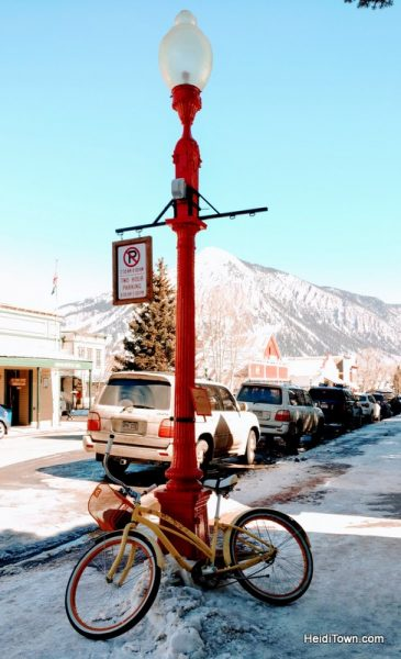 Common scene around Crested Butte.
