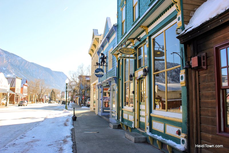 Eat All the Things A Delicious 3-Day Dining Guide to Crested Butte. downtown Crested Butte. HeidiTown.com