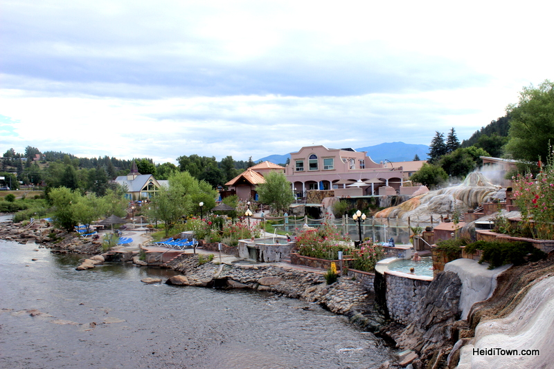 5 Picture Perfect Colorado Summer Towns. Pagosa Springs, HeidiTown.com