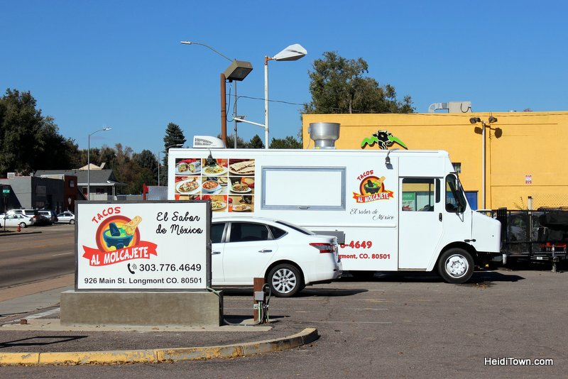 When it Comes to Tacos, Longmont, Colorado is Winning. Outside of Tacos Al Molcajete. HeidiTown.com