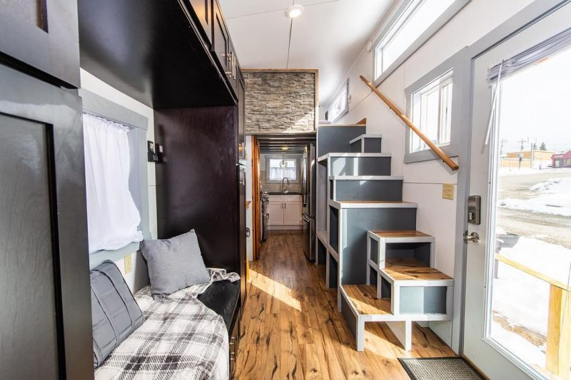 A Tiny House in Leadville, Colorado, Just for You, HeidiTown, courtesy photo 1
