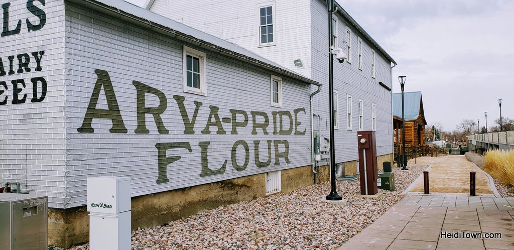 Rich History, Colorful Present A Stay in Arvada, Colorado, Part 1. HeidiTown (1)