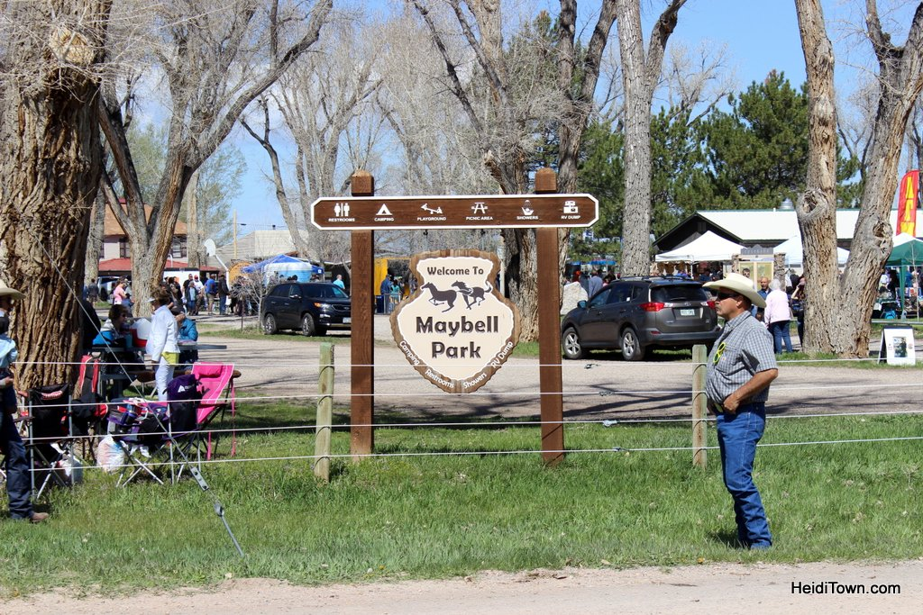 Craig & Maybell Horse Drives & Tacos in Northwest Colorado. HeidiTown (10)