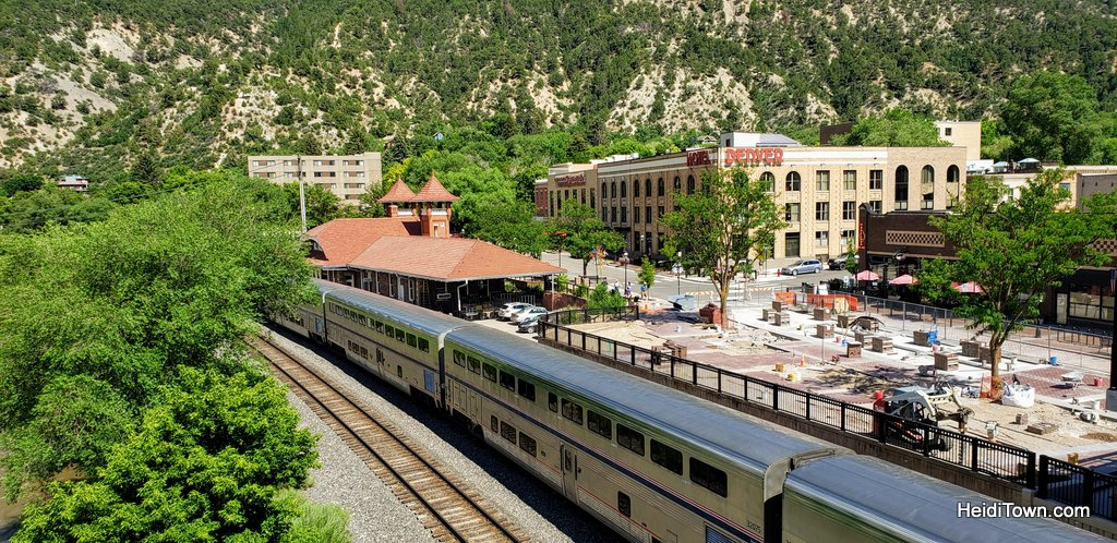 NEW this Summer at Glenwood Hot Springs Pool, Colorado. HeidiTown (1)