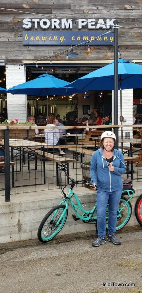Pedal Less, Bike More with Electric Bikes in Steamboat Springs, Colorado. HeidiTown.com 1