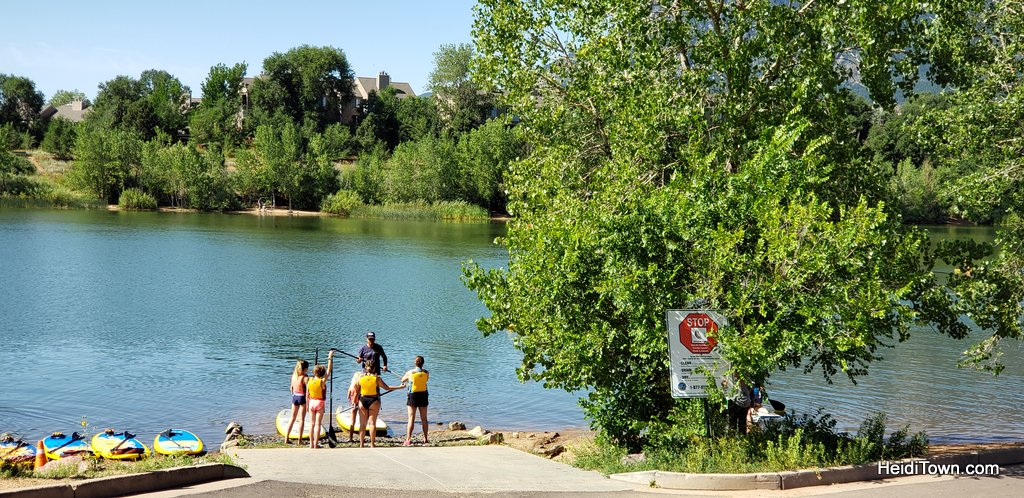 Stand Up Paddle Boarding in Colorado Springs I Did It. HeidiTown (5)