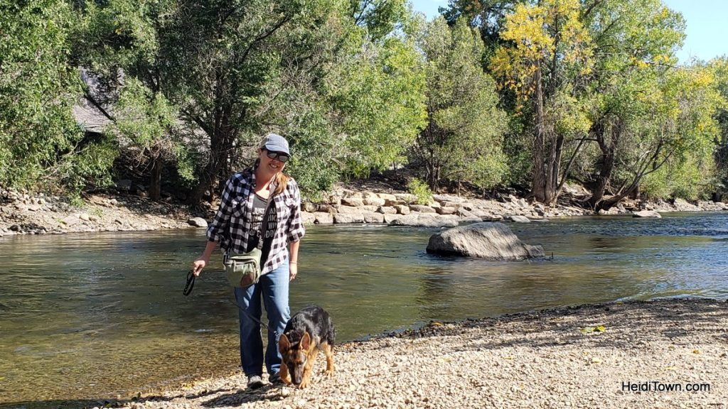 Salida, Colorado is for the Dogs Dog-Friendly Spots Around Town. HeidiTown (2)